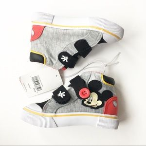 Shoes - Mickey Mouse Boots